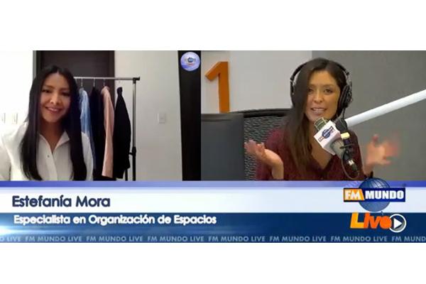 FM Mundo- Nicole Cueva