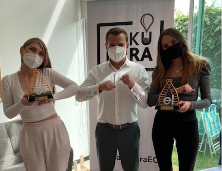 YakuPura-Filtros de Agua se corona como el Emprendedor del Año 2020